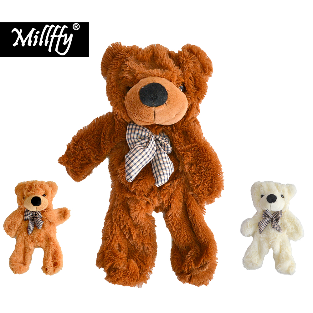 1pcs 60cm Factory price 2018 new UPDATED Plush shell Bear skins empty coat bear plush toy skin unstuffed plush animal skins factory price 160cm teddy bear coat empty toy skin plush giant bear toy
