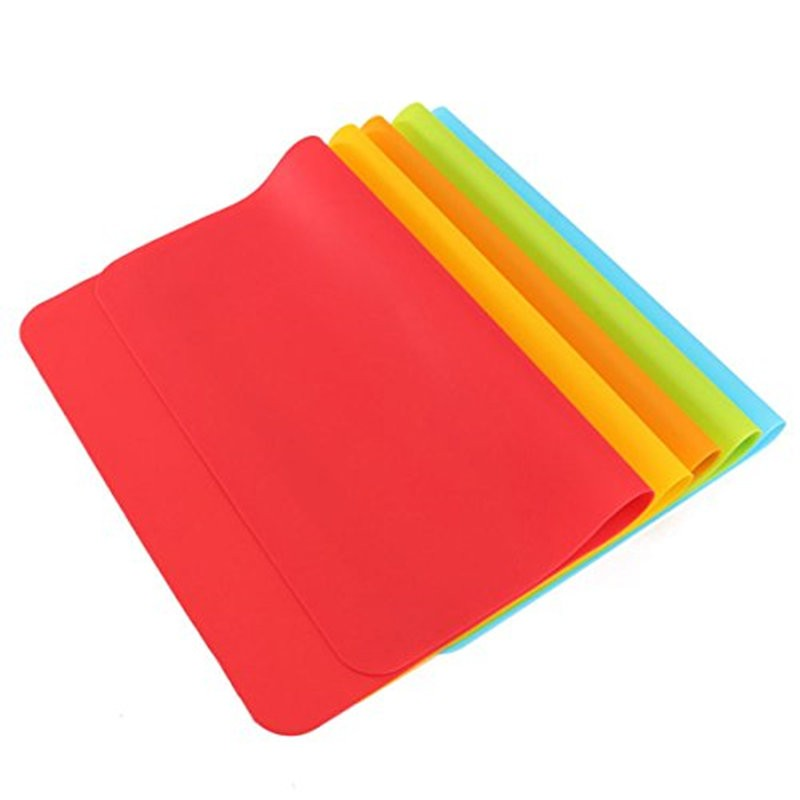 Rectangle 3040cm Silicone Place Mats Heat Resistant Non  : Rectangle 30 40cm Silicone Place Mats Heat Resistant Non Slip Table Mats Kitchen Dining Bar Accessories from www.aliexpress.com size 800 x 800 jpeg 39kB