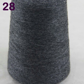 Sales 1X100g high quality 100% pure cashmere warm soft hand-woven tower yarn Annemie Thijs 26228 image