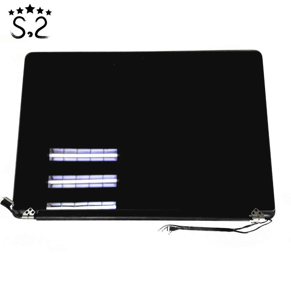 15 Full Screen A1398 LCD Assembly For Macbook Pro Retina Display 2015 image