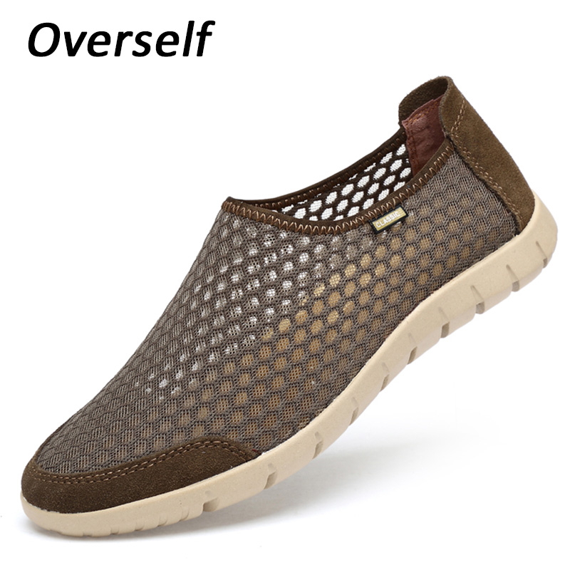 New Breathable Shoes Mens Fashion Mesh Flat Summer Zapato Homens Casual Footwear For Men Luxury Mens Loafers Plus Big Size 48New Breathable Shoes Mens Fashion Mesh Flat Summer Zapato Homens Casual Footwear For Men Luxury Mens Loafers Plus Big Size 48