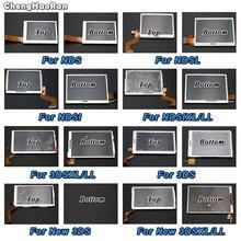 ChengHaoRan Top Bottom & Oberen Unteren LCD Display Für Nintendo DS Lite NDS NDSL NDSi Für 3DS 3DSXL/LL Neue 3DS LL XL