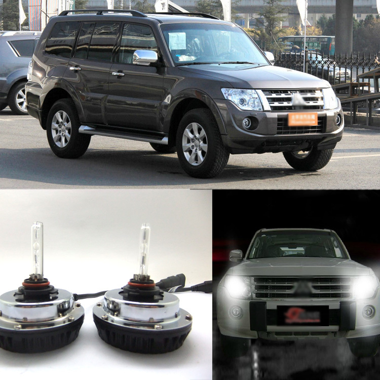 Generation All In One High Beam Error Free 9006 HID Lights For Mitsubishi Pajero new generation all in one high beam error free 9005 hid lights for toyota camry