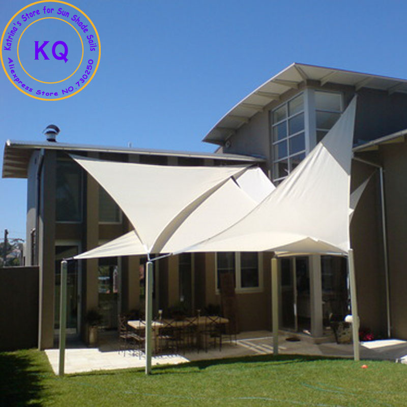 Compare prices on fabric shade sails online shopping buy for Shade sail cost