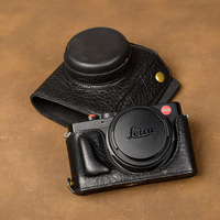 [VR] Handmade Genuine Leather Camera Case Bag Skin Full Body Cover For Leica D LUX Typ 109