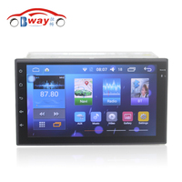 Bway 7 Car Radio For Universal Interchangeable Android 5 1 Car Dvd Player With Bluetooth GPS