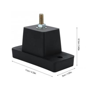 Image 2 - Air conditioner Shock Pad Base Shock Proof Foot Cushion for Outdoor  1P / 1.5P / 2P / 3P / 5P Air Conditioning Bracket