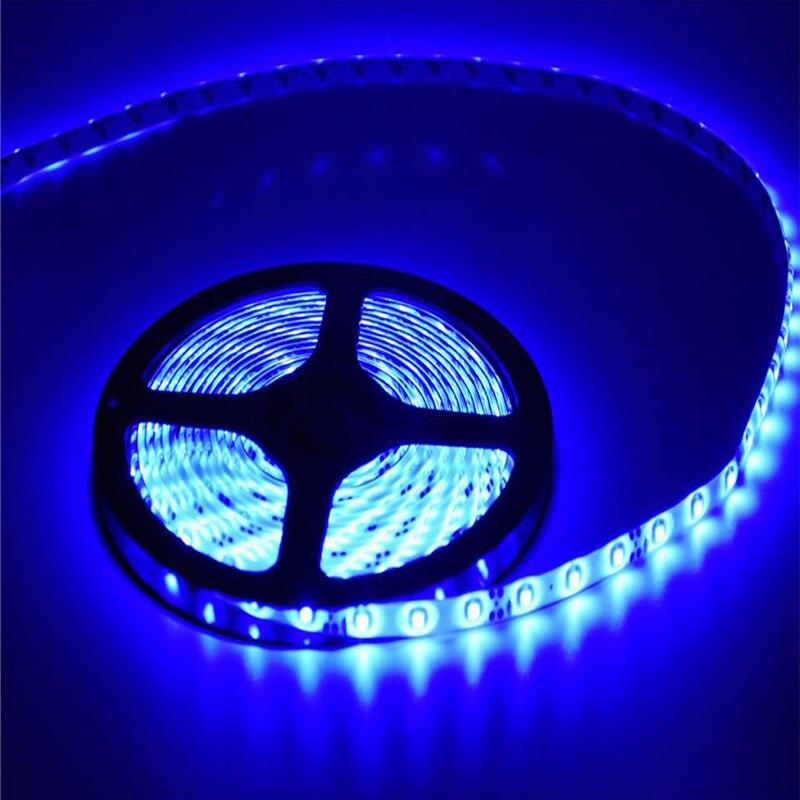 ba0a812ce91 Año Nuevo Navidad decoración dc12v RGB LED Luz de tira smd2835 azul verde  rojo blanco amarillo LED cadena cinta de neón en Tiras de LED de Luces e ...