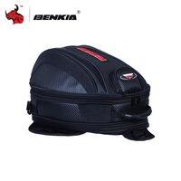 BENKIA Mini Motorcycle Bag & Tank Pack & Oil Tank Bag Motorcycle Luggage Bags Motorcycle Backpack Motorcycle Tank Bag