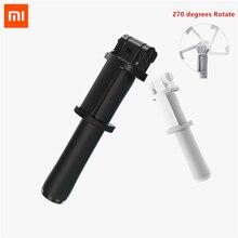 Xiaomi selfie bâton filaire monopode porte obturateur extensible tenu dans la main Selfie bâton obturateur pour Xiaomi Redmi IOS Android téléphone H20