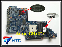 Wholesale 650849-001 for HP pavilion DV6 DV6-6000 laptop motherboard 100% Work Perfect