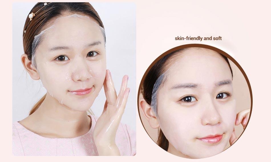 MEIKING 60PCS Skin Care DIY Facial Face Compressed Mask Women Beauty DIY Disposable Mask Paper Natural Skin Care Wrapped Masks 12