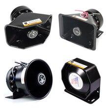 Vehicle Alarm Device super loud speaker siren Police Fire horn Emergency Warning Module System Multiple sounds 200W 400W 600W