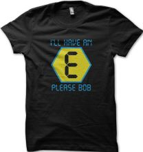 цена I'll Have An E Please Bob T-shirt - DJ Dance Old Skool Rave Clubbing 9153 Harajuku Tops Fashion Classic Unique t-Shirt gift онлайн в 2017 году