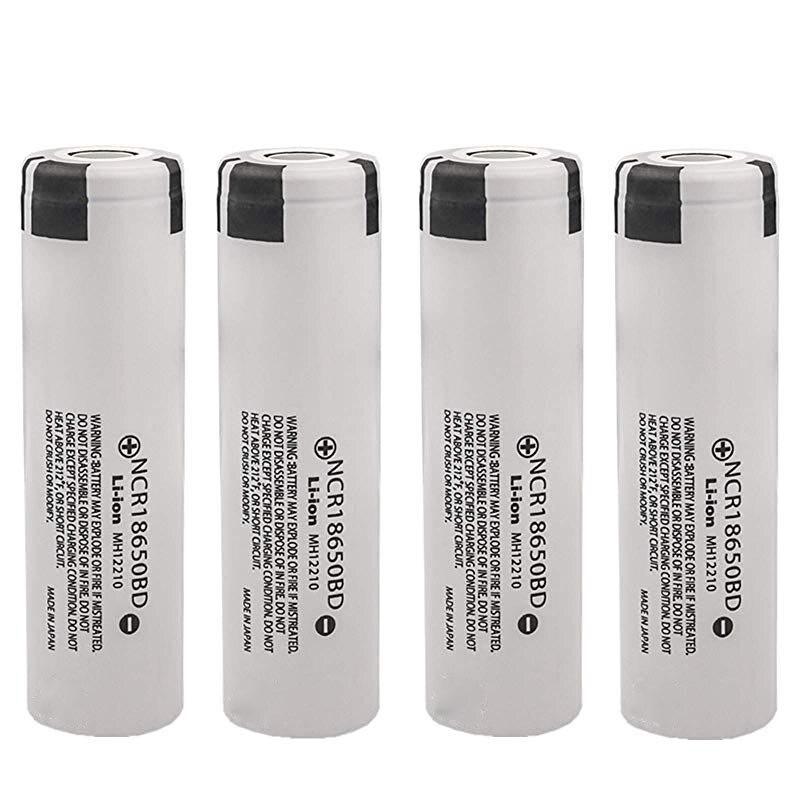 18650 батарея NCR18650BD 3,7 V 3200mah перезаряжаемая литиевая батарея