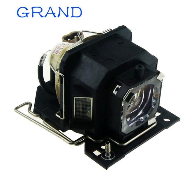 Ersatz Projektor lampe mit gehäuse RLC 027 HS150KW09 2E für VIEWSONIC PJ358 mit 180 Tage Garantie happybate