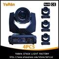 (4PCS) 5R Sharpy Beam 200W Moving Head Beam Light Pro Stage Lighting