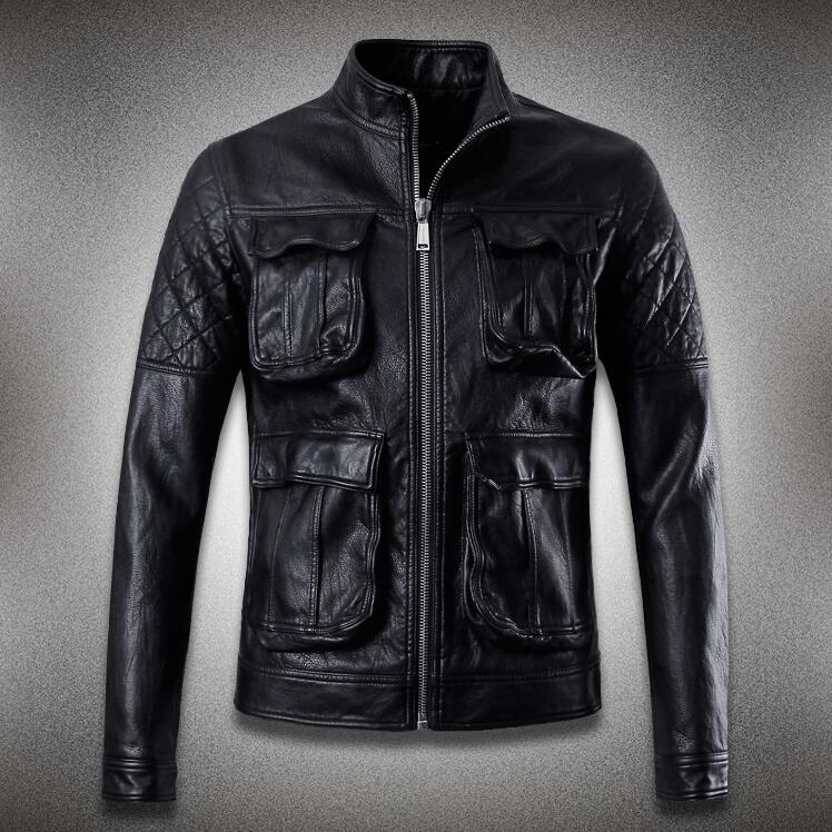 Leather Jacket Honda Promotion-Shop for Promotional Leather Jacket ...