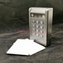 Contact-less 125khz RFID Proximity Card Access Control System RFID/EM Luminous Keypad Proximity Door Lock wiegand input
