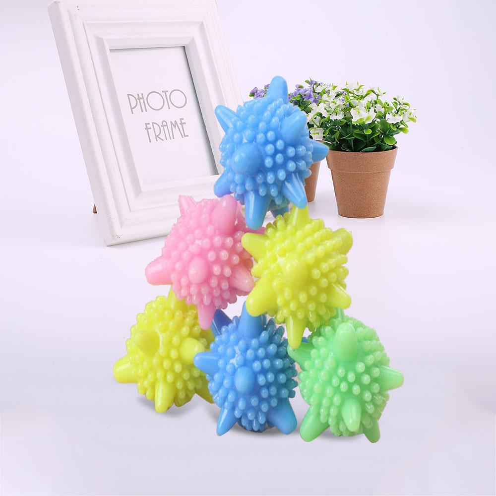 Сушильная машина моющие шарики смягчитель не химический смягчитель ткань эко мяч товары для стирки Аксессуары Одежда средства для мойки