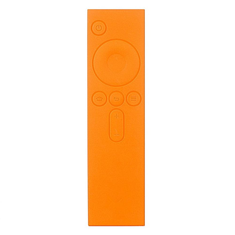 Soft Silicone TPU Protective Case Remote Colorful Rubber Cover Case for Xiaomi Remote Control Mi TV Box drop shipping #30
