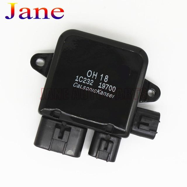 1Pc Cooling Fan Control Unit Module for Mitsubishi Lancer Outlander Mazda 6 1355A124 MR497751 1355S124 1C232-19700 AJ51-15-15YA