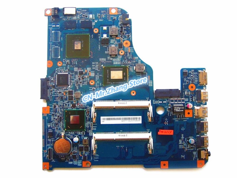 SHELI FOR font b ACER b font ASPIRE V5 431PG Laptop Motherboard w 977 CPU GT710M