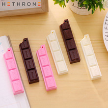 Buy Hethrone Funny 0.5mm colorful Chocolate Design Ballpoint Pen calligraphy pen supplies office School writing caneta stylo bille directly from merchant!