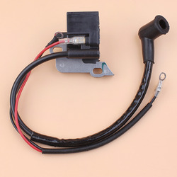 Ignition Coil Module Magneto For Poulan Partner 350 351 370 371 390 420 440 Jonsered CS2137 Gas Chain Saws Replace 530039167