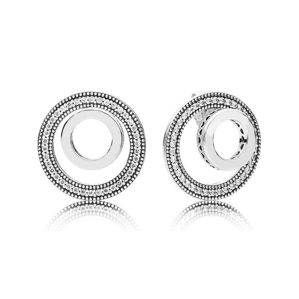 bdd4f7b46 Buy pandora stud forever and get free shipping on AliExpress.com