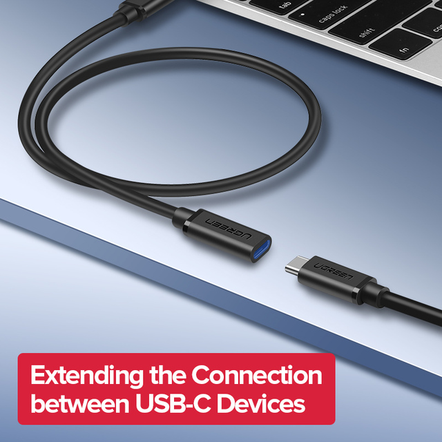 USB C Type Extension Cable