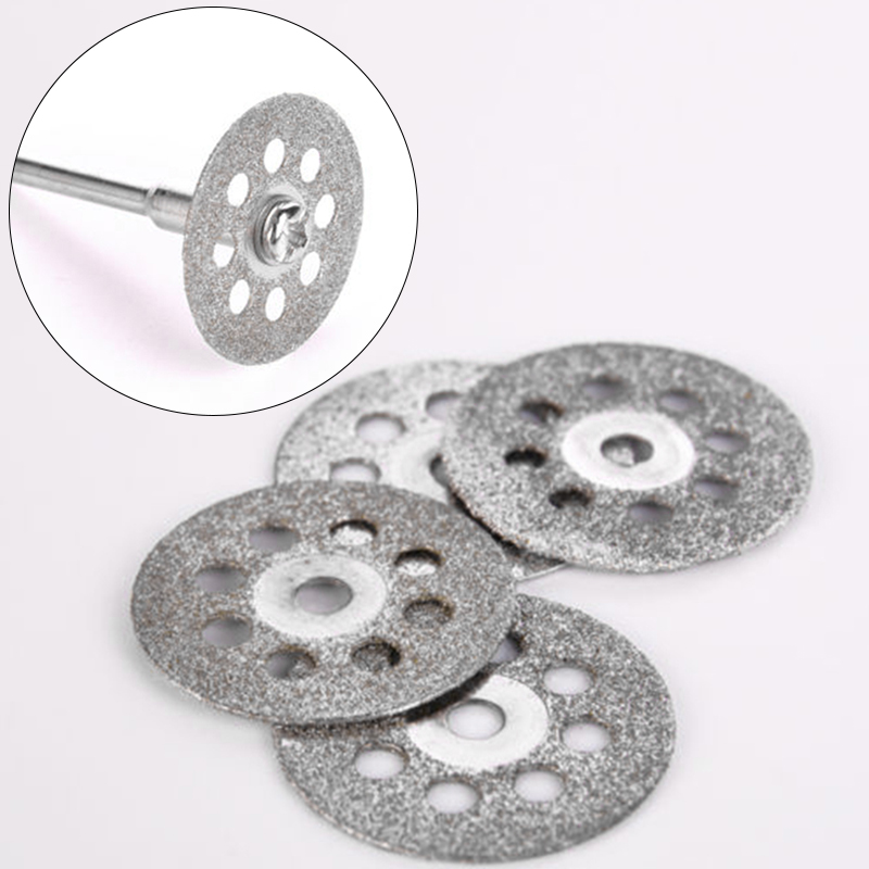 10Pcs/set Cutting Disc Saw Blade Grinding Wheel Set Rotary Tool Circular