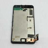 Black For Nokia Lumia 630 635 Full LCD Display Panel Screen Module Touch Screen Digitizer Sensor