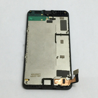 Black For Nokia Lumia 630 635 Full LCD Display Panel Screen Module Touch Screen Digitizer Sensor