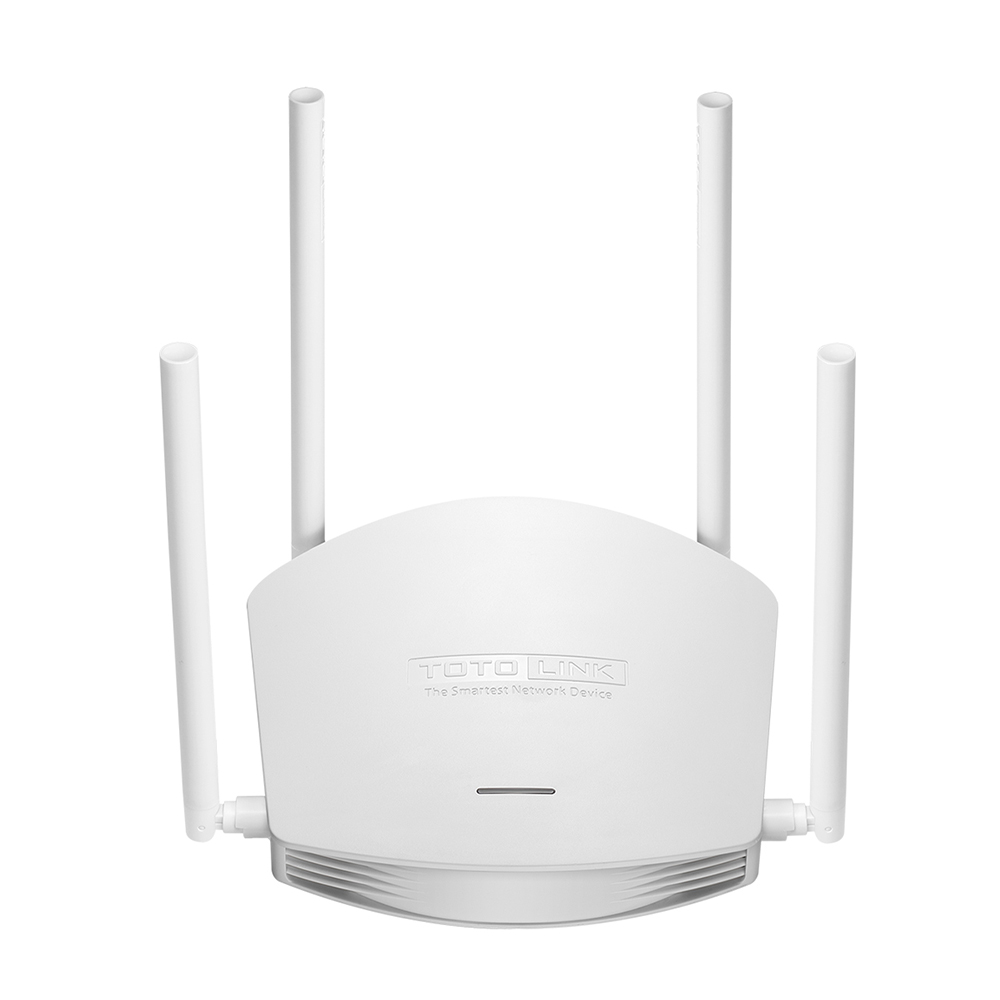 TOTOLINK N600R 600Mbps WiFi Router Access Point WiFi Repeater 4pcs of 5dBi Antennas High power router