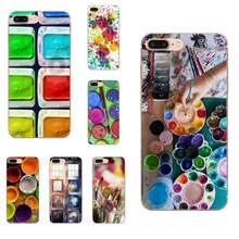 Untuk Galaxy Alpha Inti Catatan 2 3 4 S2 A10 A20 A20E A30 A40 A50 A60 A70 M10 M20 M30 pola Ponsel Case Cat Air Set Kotak Cat(China)
