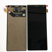 """6.5 """"الأصلي LCD لسوني اريكسون 10 زائد شاشة الكريستال السائل 10 Plus I3213 I4213 I4293 I3223 اللمس قطع غيار للشاشة lcd محول الأرقام"""