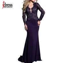 121b156d8f2 Hambelela IDress Sexy Lace Vintage Mermaid Maxi Dress Special Occasion  Dresses