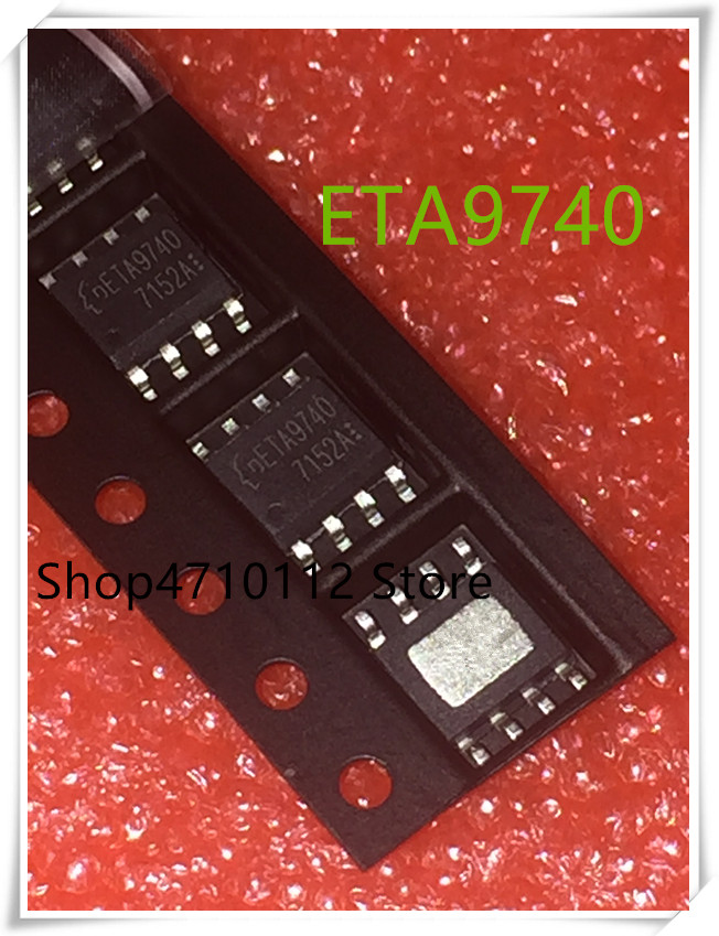 NEW 10PCS/LOT ETA9740 5V2A SOP-8 IC