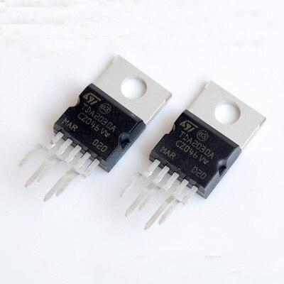 10pcs TDA2030A TDA2030 14W Hi-Fi AUDIO AMPLIFIER