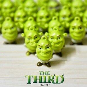 Image 1 - 24 stuk Shrek PVC Action figure speelgoed collectie Schattige Collectible Model Voor Kinderen Gift