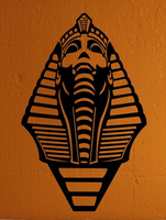 Hot Selling The Egypt Vinyl Wall Decal Pharaohs ancient Egypt Mural Art Wall Sticker Office Room Home Decoration