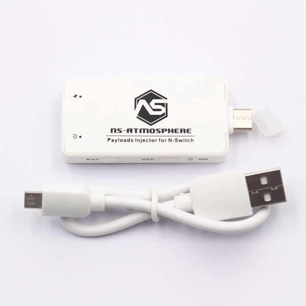 Portable Dongle pour Commutateur Charges Utiles MRC NS Injecteur JIG Soutien SX OS Atmosphère Hekate ReiNX avec Batterie