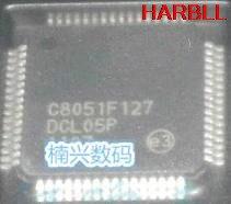 C8051F127-GQR LQFP64 C8051F127 controller processing