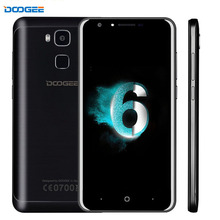 4G DOOGEE Y6 C 16GB 2GB Fingerprint Identification 5 5 2 5D Android 6 0 MTK6737