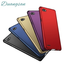 купить Phone Cases For LG Q6 Case Cover For LG Q6 Alpha Case Plain PC Back Cover Case For LG Q6 Plus Q6A M700 X600 X600K Cover 5.5 дешево