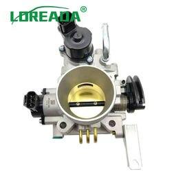 Дроссельная заслонка в сборе MR560120 MR560126 MN128888 91341006900 для Mitsubishi Southeast Lancer 4G18 дроссельные клапаны двигателя