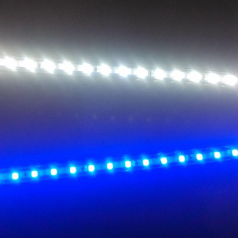 (1m crvena i 1m plava) LED svjetla za uzgoj traka 28,8 W / Lot 220V - Profesionalna rasvjeta - Foto 2