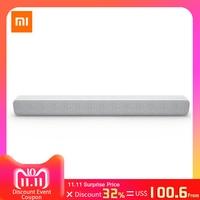Original Xiaomi Mi Wireless TV Audio Home Theater Speaker Soundbar SPDIF Optical Aux Line Sound Bar Support Sony Samsung LG TV