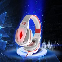 EACH G4000 HiFi Stereo Gaming Headset Noise Canceling Headphones With Micphone Volume Control For PC Games